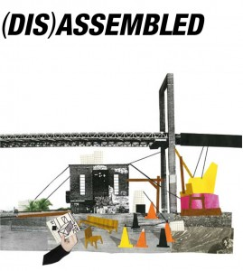 Disassembled
