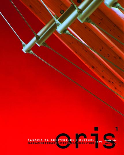 1. Prva naslovnica časopisa Oris