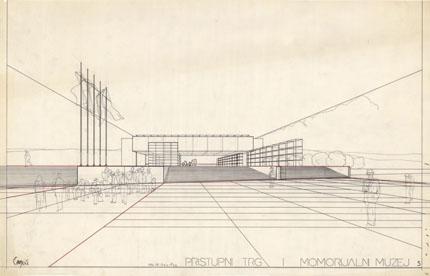 5. Neven Šegvić, Memorijalni muzej Dotrščina, Hrvatski muzej arhitekture HAZU
